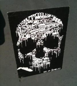 sticker Bust skull brands Amsterdam schedel merken