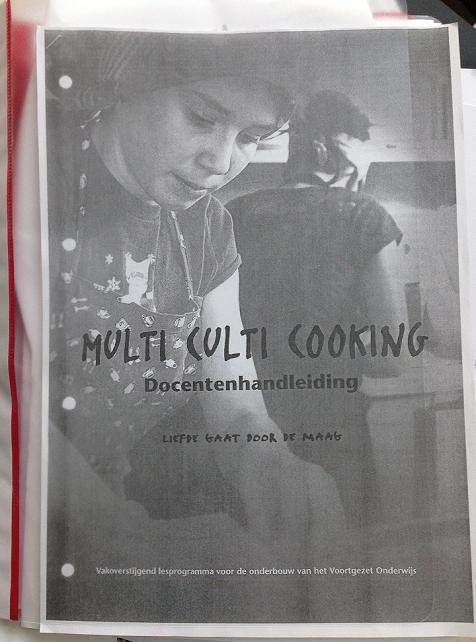Multi culti cooking handleiding docenten