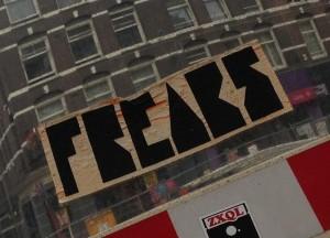 sticker Freaks Amsterdam 2013 de Pijp