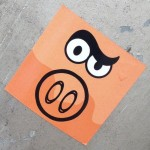 sticker Veka Vek Utrecht 2013 June swine pig hog