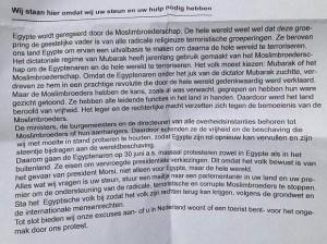 tekst demonstratie tegen Morsi Amsterdam 2013 003