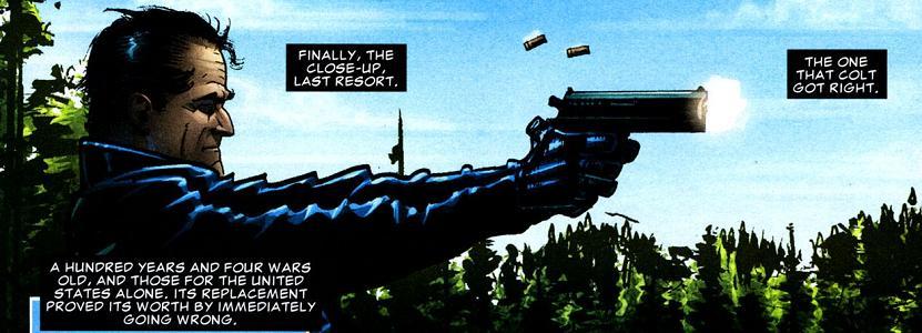 Punisher Max Long Cold Dark Colt