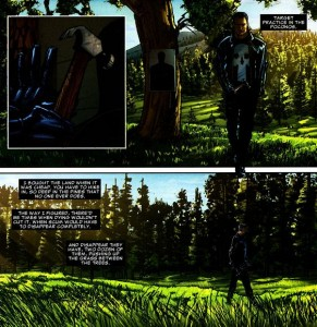 Punisher Max Long Cold Dark target practice Poconos