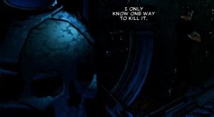 Punisher Max kill dream