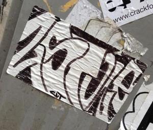 sticker Zstone 2013 Amsterdam