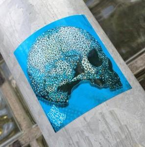 sticker psychonautes Amsterdam 2013