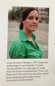 Jorie Horsthuis