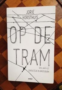 'Op de tram' Jorie Horsthuis