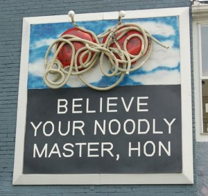 noodly master