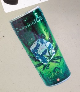 sticker chronic-ice Amsterdam October 2014 drugs cannabis