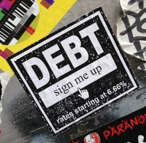 sticker debt sign me up rates starting at 6.66 percent Amsterdam center September 2013
