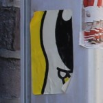 sticker Sta APC Amsterdam 2013 July Elandsgracht