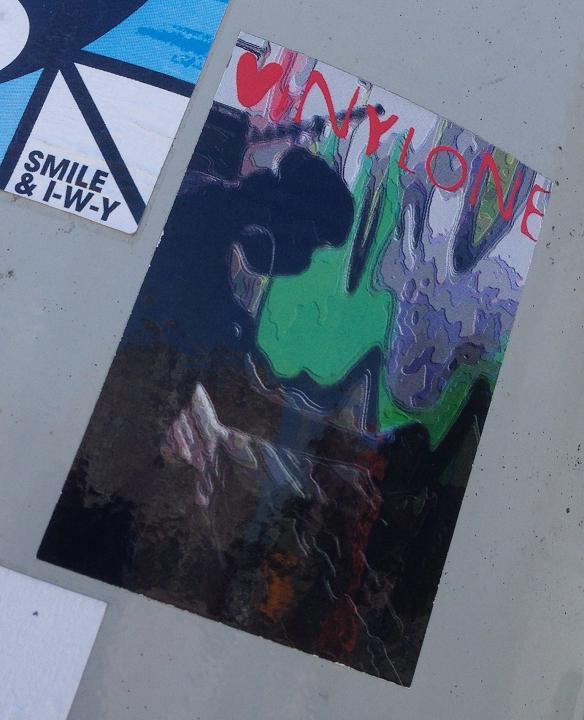 sticker Vinylone Amsterdam July 2013