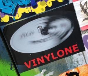 sticker vinylone Amsterdam North 2013 September vinyl1