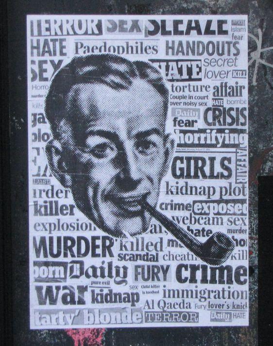 stencil Spui Amsterdam 2014 June street-art kidnap girls paedophiles torture