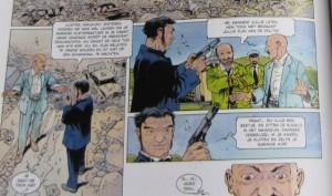 De nieuwe tsaren stripboek Delitte 003