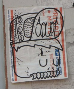 Squit sticker Born Sexy Tribe BST Philadelphia 2014 July