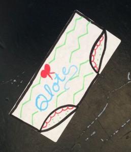 sticker Qlote 2014 March Amsterdam center