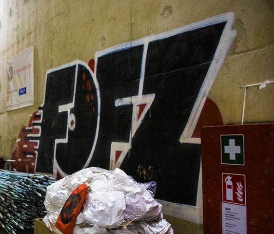 graffitiNoordZuidLijnFotograafBrante
